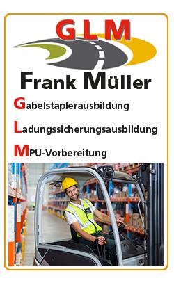 GLM Mueller, Gabelstaplerschulung